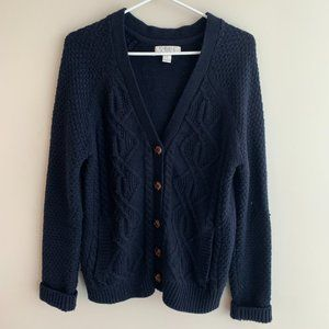 3/$20 Forever 21 chunky knit cardigan